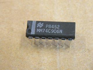 74C926 4 DIGIT CONDER-DISPLAY DRIVER
