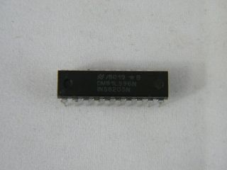 DM81LS96N INS8203 NATIONAL TRI-STATE OSCTAL DRIVER