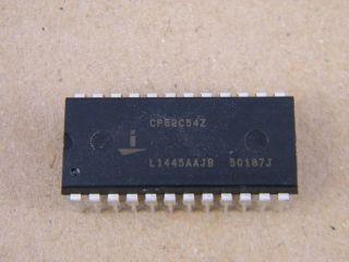 CP82C54Z PROGRAMMABLE TIMER INTERSIL DIP24