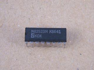 N80S23N SIGNETRS 32X8 PROM DIL16