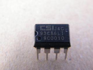 CAT93C86LI 16K EEPROM 8 O 16 BIT CATALIST