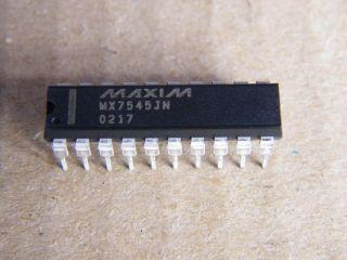 MX7545JN MAXIM 12 BIT DAC DIL20
