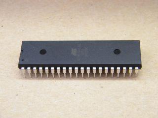 ATMEGA16L-8PU 8 BIT MICROCONTROLLER ATMEL DIL40