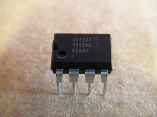 DS1307 REAL TIME CLOCK DALLAS DIL8