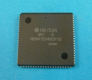 HD3475438CP10 16 BIT MICROCONTROLLER PLCC84 HIT
