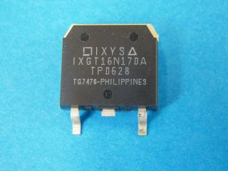 IXGT16N170A  IGBT 16A 1700V TO268 IXIS