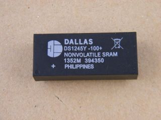 DS1245Y NON VOLATIL RAM 128K X 8 DALLAS