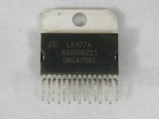 L4977A ST 7A SWITKING REGULATOR