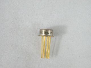 LF156H JFET OPERATIONAL AMPLIFIER METAL CAN