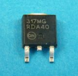 LM317MG  LM317MDT ON SEMI DPACK TO252 VOLTAGE REGULATOR