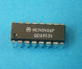 MC145406P EIA232D DRIVER DIL16 MOTOROLA