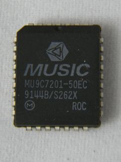 MU9C7201-50EC 512X9 FIFO MEMORY PLCC32