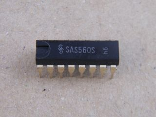 SAS560S SIEMENS DIL16 SENSE FOR ELECTRONIC TUNER
