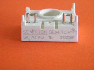 SK70KQ16 THRYSTOR MODUL 70A 1600V SEMIKRON