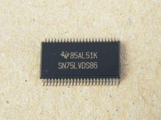 SN75LVDS86DGG FLATLINK TRANSMITER TEXAS TSSOP48