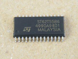 ST62T55BM6 MIROCONTROLLER ST PSOP28