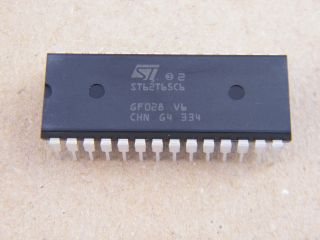 ST62T65CB6 ST62T65C6 ST MICROCONTROLLER DIP20