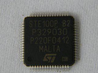 STE100P FAST ETHERNER 3V3 TRANCEIVER PQFP84