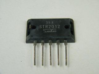 STR2012 SANKEN 12V  2A SWITKING REGULATOR