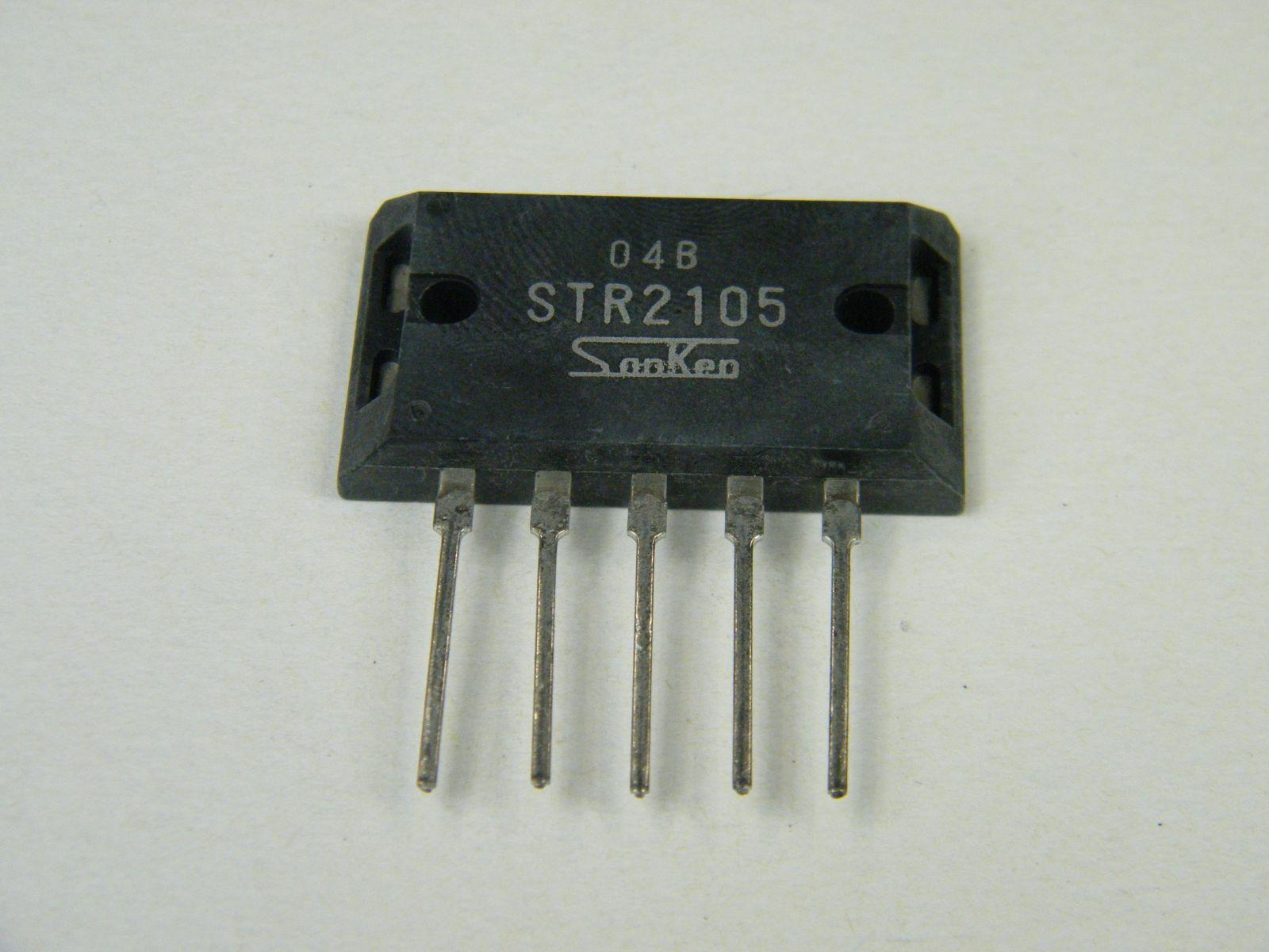 Str2105 5v 3a Switching Regulator Sanken Di