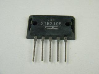 STR2105 5V 3A SWITCHING REGULATOR SANKEN
