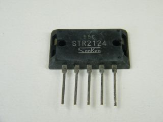 STR2124 SANKEN 24V 3A SWITCHING REGULATOR