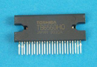 TD6560HC TOSHIBA STEPPER MOTOR DRIVER HZIP25