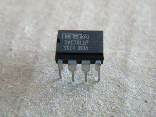 DAC7611P 12BIT SERIAL INPUT 10 BIT D/A CONVERTER