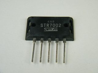 STR7002 SWITCHING VOLTAGE REGULATOR