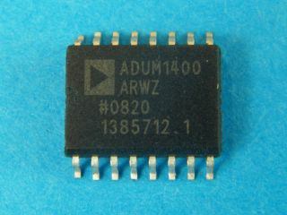 ADUM1400ARWZ QUAD CHANNEL DIGITAL ISOLATOR
