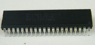MIC50397 = MK50397 6 DECADE UP/DOWN COUNTER