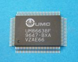 UM8663BF UMC QFP100
