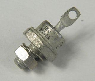 1N3344BR ZENER 50W 130V DO5 MICRO SEMICONDUCTOR