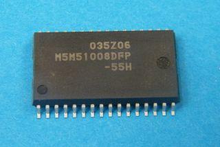 M5M51008DFP-55BT 128KX8 SRAM SO32 MITSUBISHI