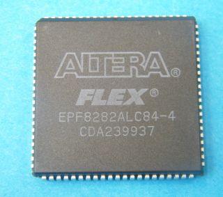 EPF8282ALC84-4N 84PLCC FPGA FLEX8000