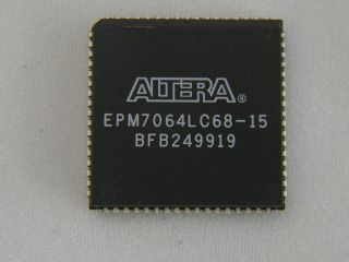 EPM7064LC68-15 PROGRAMMABLE LOGIC DEVICE PLD