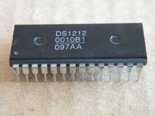 DS1212 NONVOLATILE CONTROLLER X 16 CHIP DALLAS DIP28
