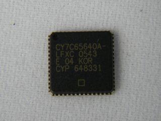 CY7C65640A-LFXC HI SPEED USB HUB CONTROLLER CYPRESS QFN56
