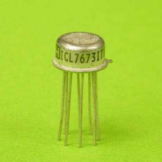 ICL7673 ITV METAL CASEPROGRAMMABLE POWER REGULATOR HARRIS TO99