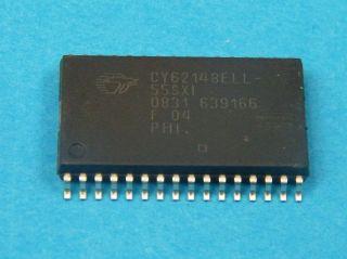 CY62148ELL55SXI  MEMORIA SRAM 512K X8 SO32 CYPRESS