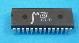 IDT7203L20P CMOS ASYNCHRUNUS FIFO IDT DIP40