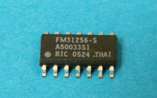 FM31256-S  Integrated Processor Companion with Memory RAMTRON  SO14