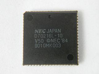 UPD70216R-8 V50 16BIT MICROPROCESSOR NEC PGA68