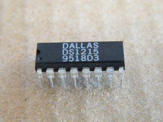 DS1215 Phantom Time Chip DALLAS DIP16