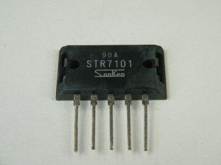 STR7101 TRANSISTOR MODUL SAMKEN