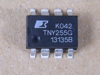 TNY255GEnergy Efficient, Low Power Off-line Switchers SMD8 POWER INTEGRATION