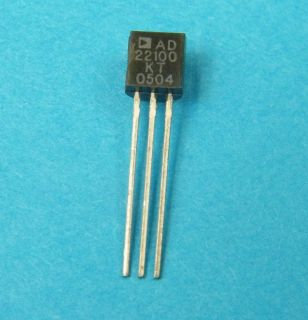 AD22100KT SENSORE DI TEMPERATURA TO92 ANALOG DEVICES
