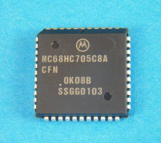 PROCESSORE MC68HC705C8ACFN MOTOROLA PLCC44