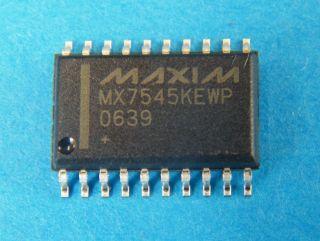 MX7545KEWP 12 BIT BUFFERED DAC MAXIM SO20
