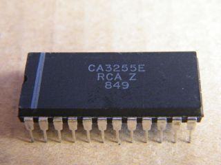 CA3255E RS170 SYNC GENERATOR  DIP 24  RCA